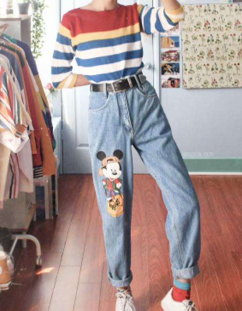 Ajouter un patch sur vos jeans