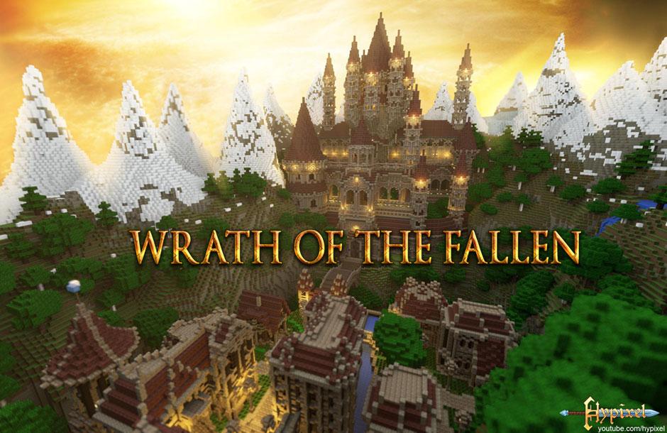 Wrath of the Fallen Server Online