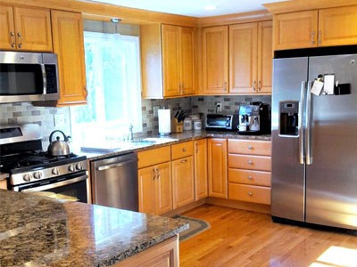 Renovation and remodeling services such as kitchen, bathroom, and basement remodeling by MDH Construction in Plymouth, MA