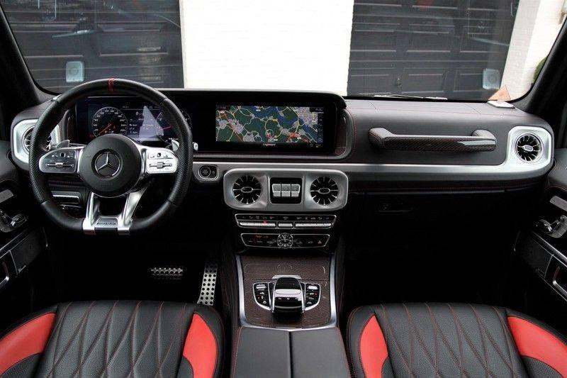 Mercedes-Benz G-Klasse 63 AMG Edition 1 BURMESTER+STANDKACHEL+360GRADEN afbeelding 11