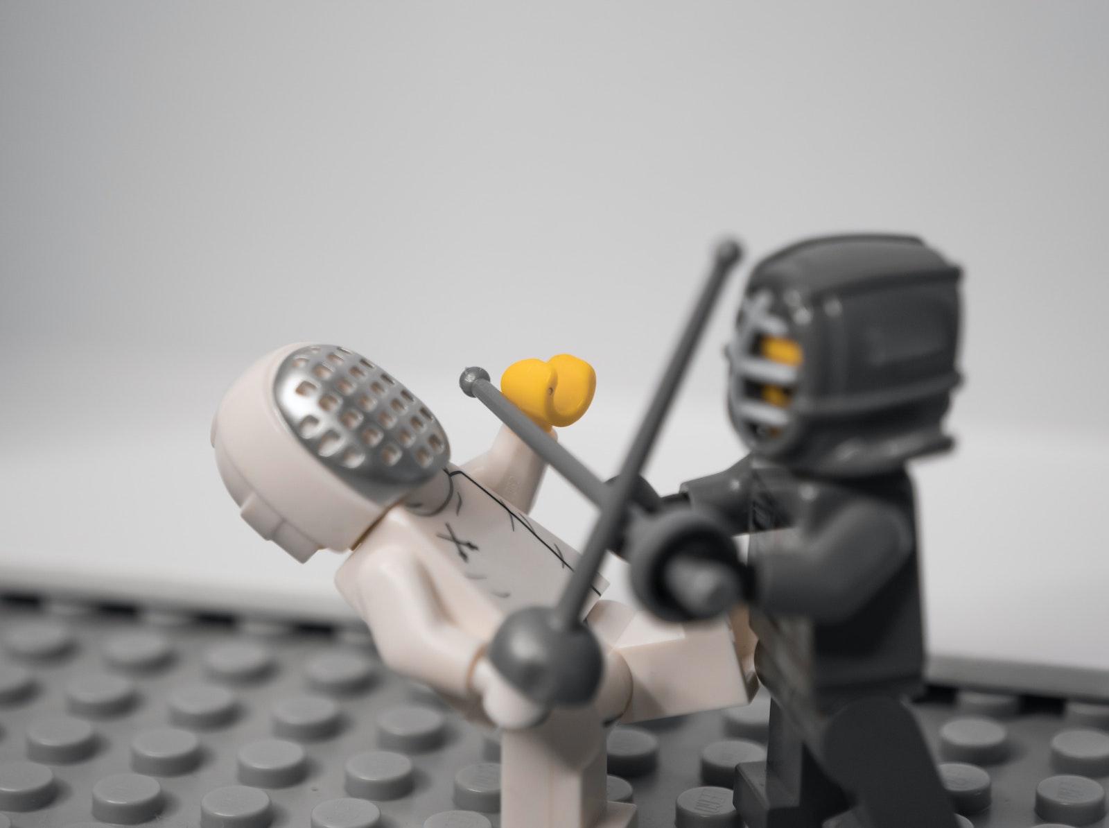 rival robots