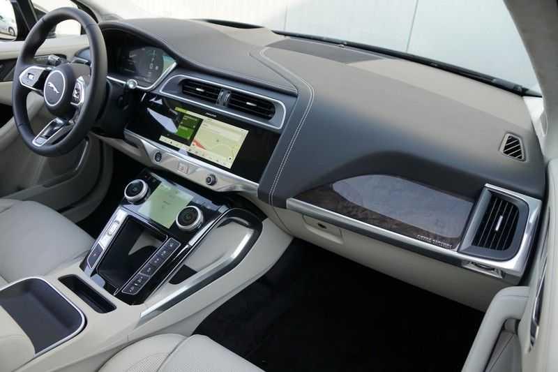 Jaguar I-PACE EV400 First Edition NIEUW uit voorraad leverbaar! / Direct rijden / Full options! afbeelding 9