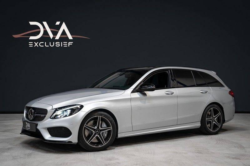 Mercedes-Benz C-Klasse 43 AMG Verkocht! afbeelding 1