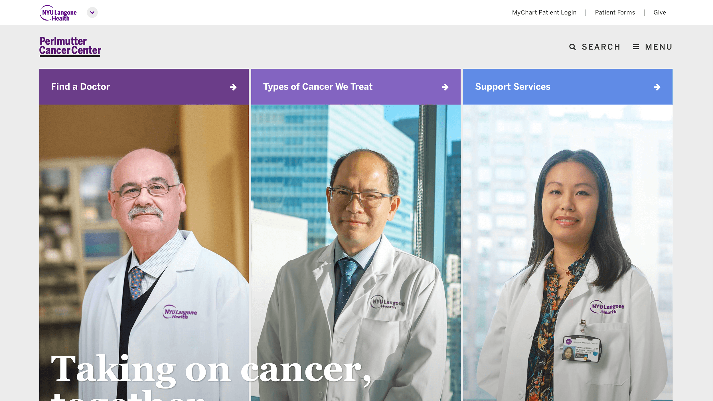 Perlmutter Cancer Center