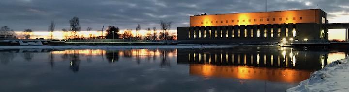 Oulun vesivoimalaitos