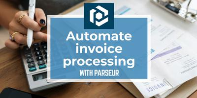 Cover image for Automate digital invoice processing with Parseur