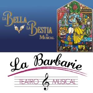 """Imagen de Entrevista """"La Bella y La Bestia""""  de """"La Barbarie Musical"""""""