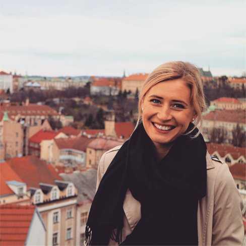 Radka Šubířová/Marketing Lead