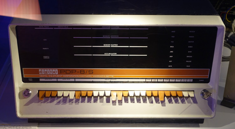 The DEC PDP-8