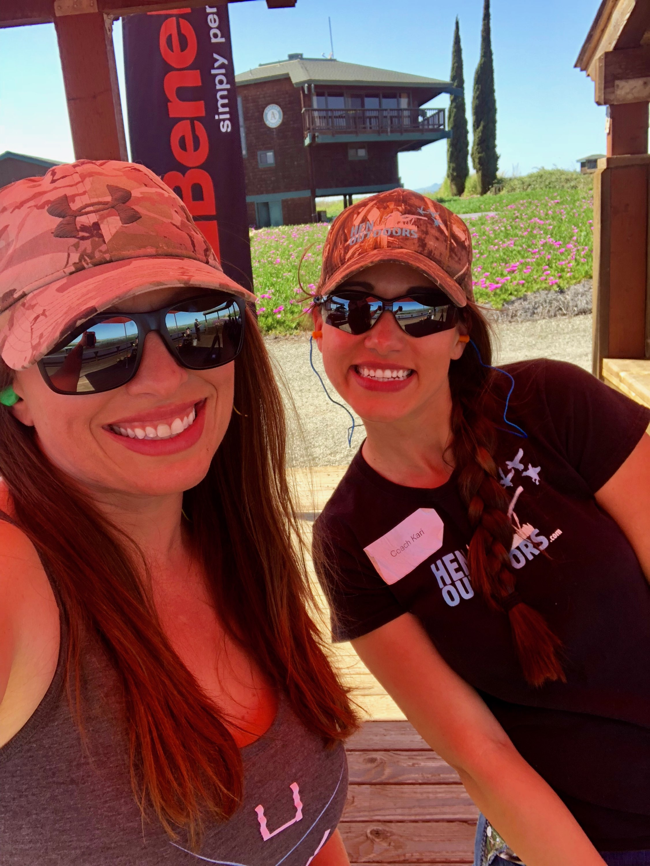 Kari Irby Owner of Hen Outdoors