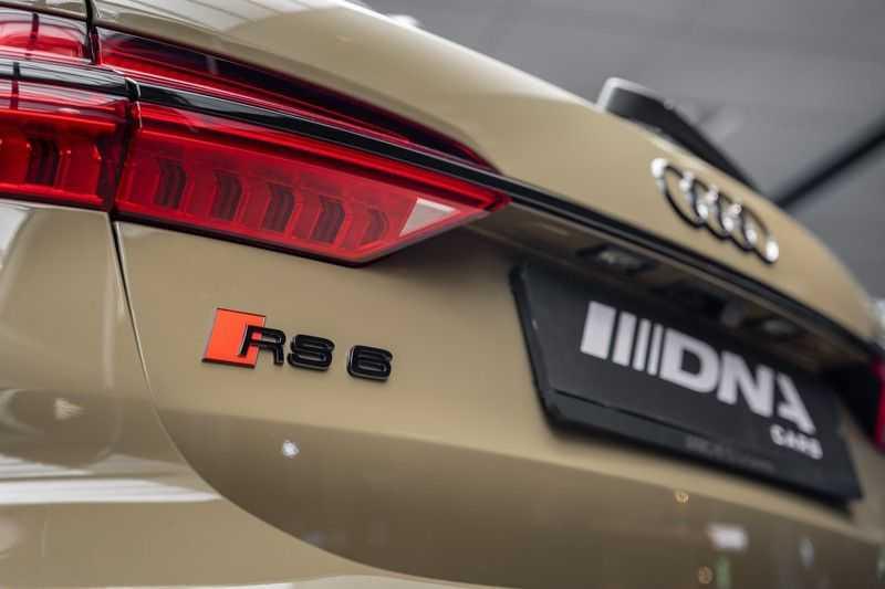 Audi RS6 Avant Exclusive Keramisch Akrapovic B&O High End RS 6 TFSI quattro afbeelding 11