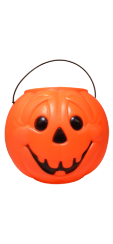 Big Jack Pumpkin with Handle photo