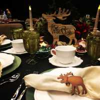 Making Merry Memories! #tablescapes #christmastable #sacramentoevents and beyond!