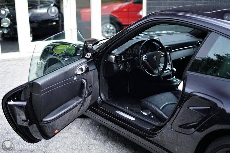 Porsche 911 997 3.6 Turbo   sport chrono afbeelding 12