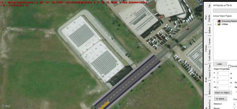 Luftbilder in OMSI 2