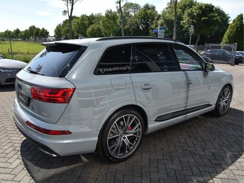 Audi SQ7 4.0TDI Quattro S-Line Individual Lucht Softcl Standk HUD M-Led Rauten Bose Alcant-hemel Leder-Dash afbeelding 11