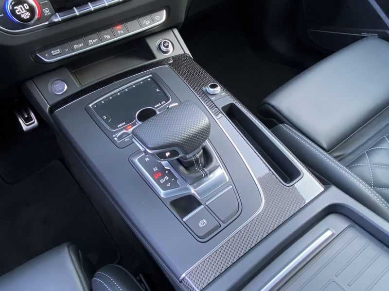 Audi SQ5 3.0TFSI 354pk Quattro Black Optic Alle Opties! Individual Lucht Tr.Haak Standk Ruitleder 360Cam afbeelding 25