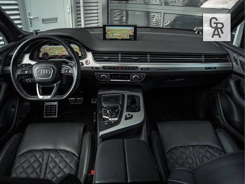 Audi SQ7 4.0 TDI SQ7 Quattro Pro Line S afbeelding 8