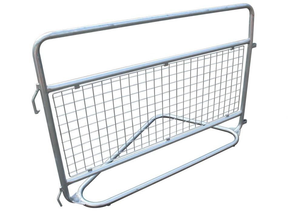 Police Pedestrian Barrier Single Unit