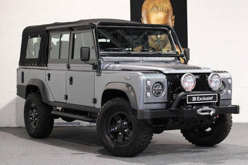 Land Rover Defender 110 Cabrio LS V8 aut. Uniek! afbeelding 1