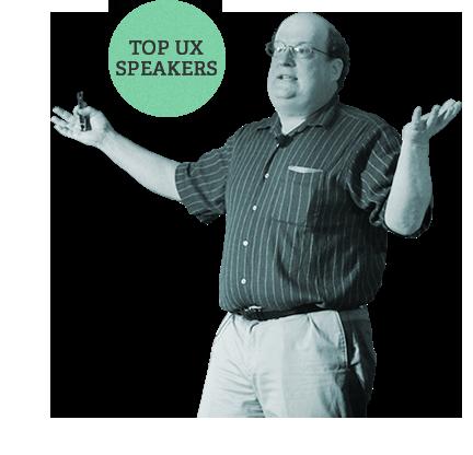 Top UX Speakers