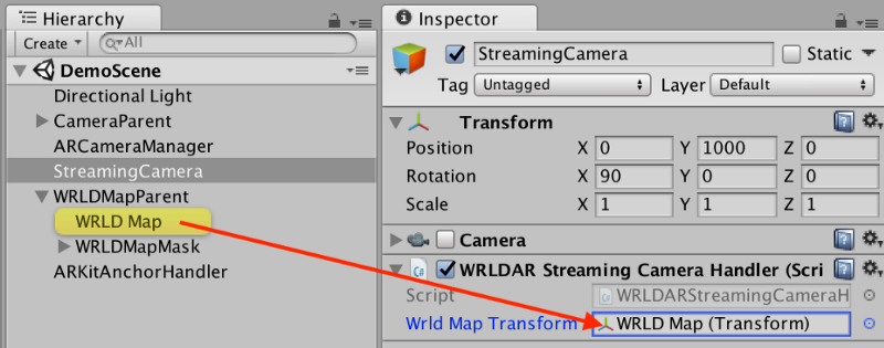 How to use ARKit with the WRLD Unity SDK: Part 2 | WRLD3D