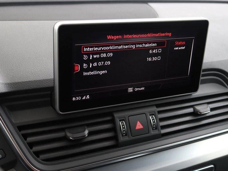 Audi Q5 50 TFSI e 299 pk quattro S edition   S-Line  Matrix LED koplampen   Assistentiepakket City/Parking   360* Camera   Trekhaak wegklapbaar   Elektrisch verstelbare/verwambare voorstoelen   Verlengde fabrieksgarantie afbeelding 4