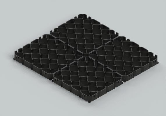 Endura-Grid Plastic Hardstanding