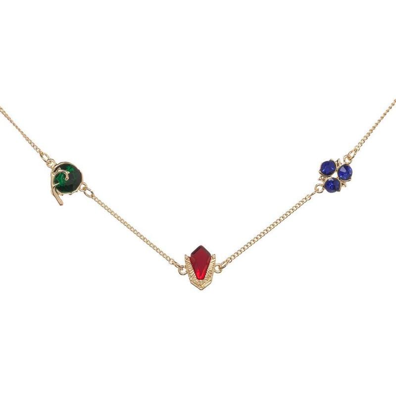 The Legend of Zelda Spiritual Stones Necklace