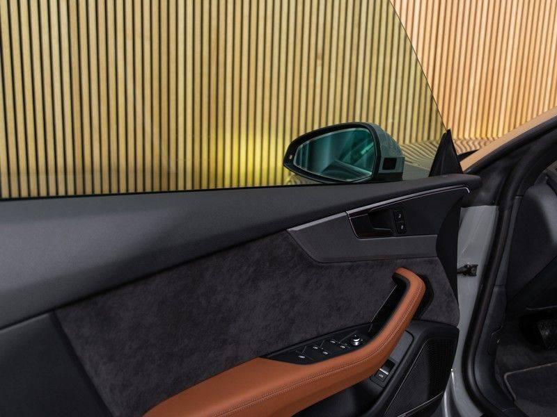 Audi A5 Cabriolet 40 TFSI Aut. S-LINE afbeelding 15