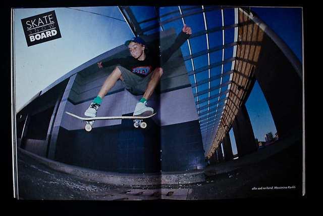 SkateSnowBoard photo by Rokma
