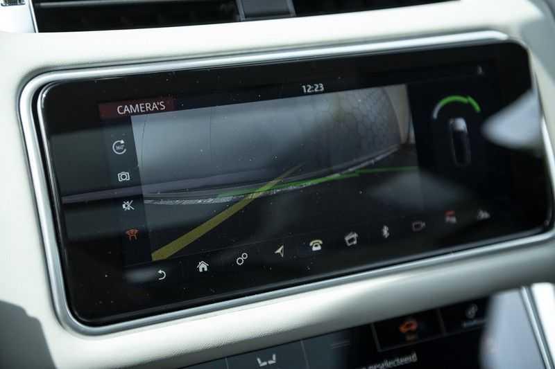 "Land Rover Range Rover Sport P575 SVR Carbon SVR motorkap + Drive Pro Pack + Panoramadak + 22"" + Stoelkoeling + Head-Up + Stuurwielverwarming + Carbon interieur afbeelding 21"