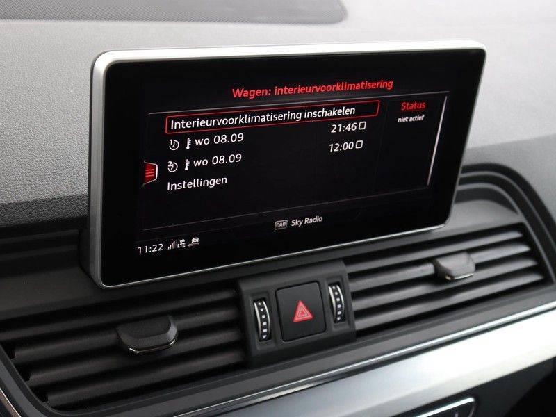 Audi Q5 50 TFSI e 299 pk quattro S edition   S-Line   Elektrisch verstelbare stoelen   Trekhaak wegklapbaar   Privacy Glass   Verwarmbare voorstoelen   Verlengde fabrieksgarantie afbeelding 4
