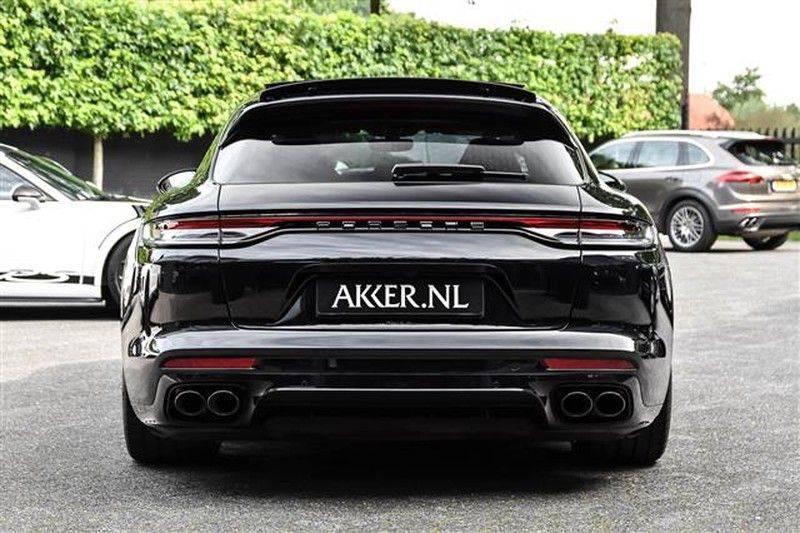 Porsche Panamera 4S E-HYBRID ST SPORTDESIGN+HEADUP+ACC NP. 180K afbeelding 16