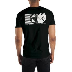 Marvel S.H.I.E.L.D Black Short-Sleeve T-Shirt