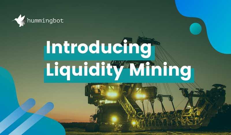Introducing liquidity mining