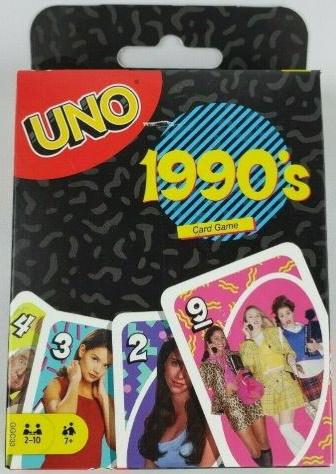 1990's Uno