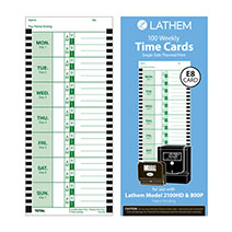 Lathem E8-100