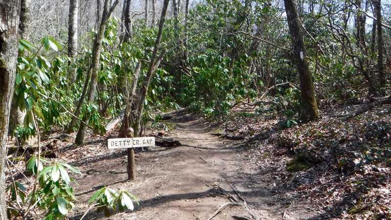 Betty Creek Gap