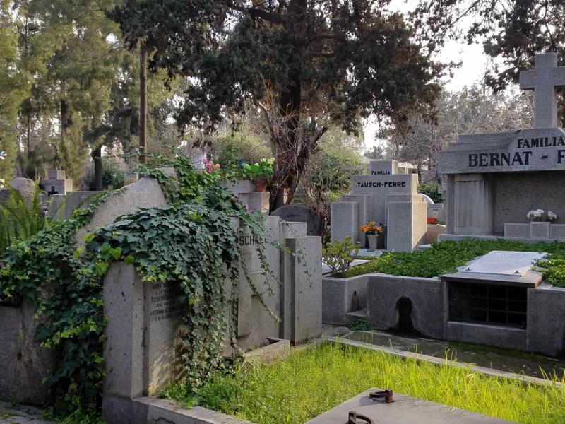 The beautiful Cementerio General