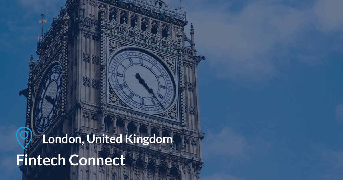 Fintech Connect in London, United Kingdom