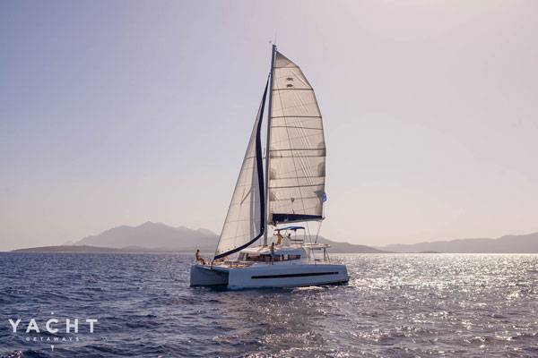 See fascinating Letoon when sailing in Turkey