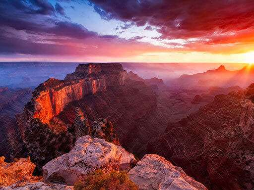 Grand Canyon location