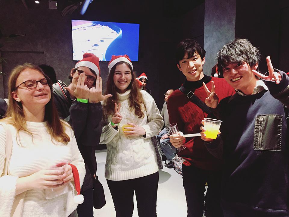 クリスマスパーティ/Xmas party