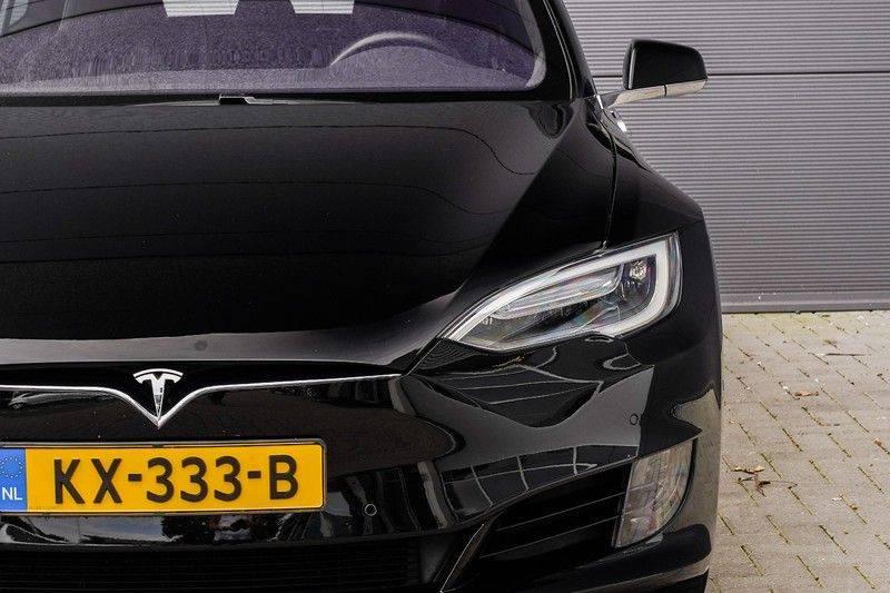 Tesla Model S 75 Autopilot Free Charging Navi Leer Camera afbeelding 13