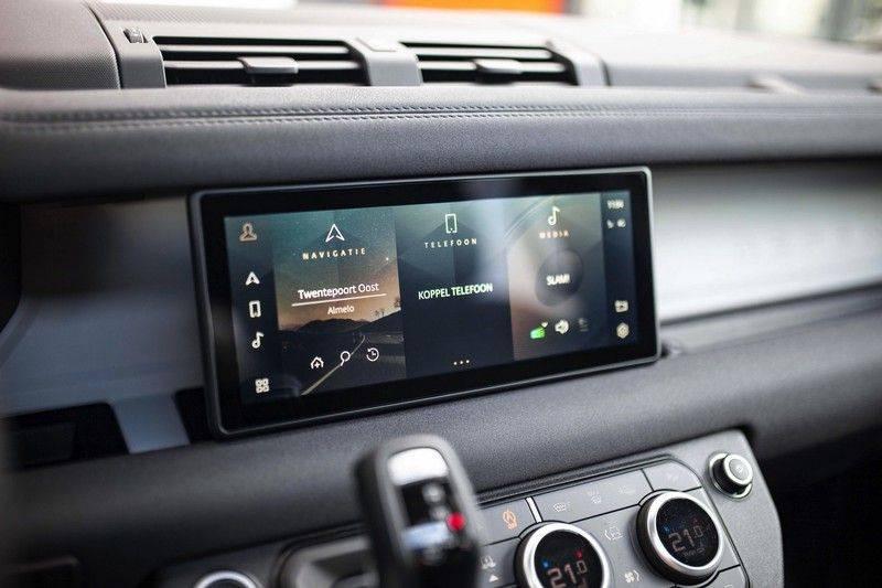 Land Rover Defender 110 2.0 D240 S 7p. *Meridian / Pano / DAB / LED / Elektr. Trekhaak / Standkachel* afbeelding 10