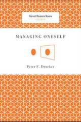 Related book Managing Oneself Cover