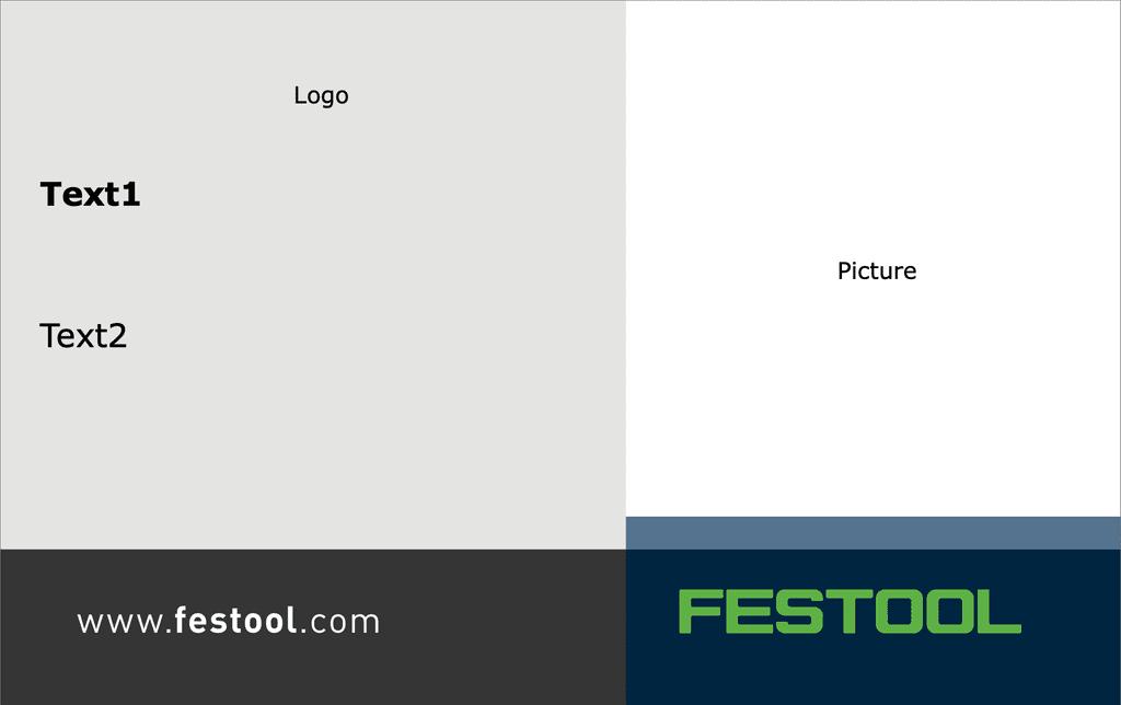 Festool template.