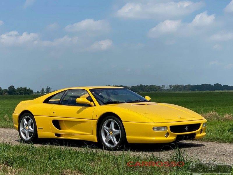 Ferrari F355 F1 GTB, 1 owner, 38.000 km afbeelding 13