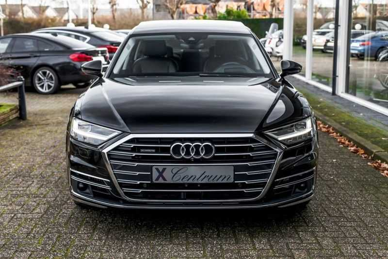 Audi A8 55 TFSI Quattro NP â¬160.000,- afbeelding 7
